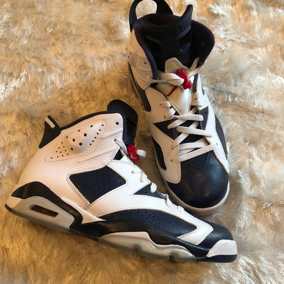 61644dd7527 Jordan Shoes | Air Retro 6 Olympic 12 | Poshmark